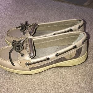 Sperry Shoes - Sperry's worn once